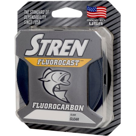 Stren Fluorocarbon Fishing Line Review