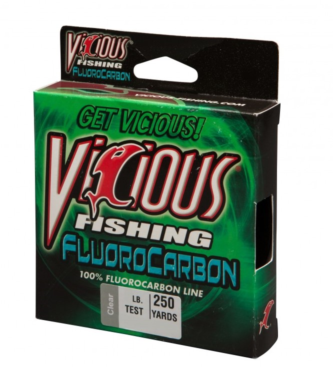 Vicious Fishing Fluorocarbon Fishing Line Review