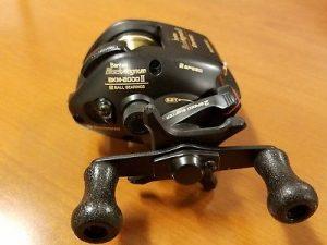 Shimano Bantam Black Magnum Baitcasting Reel