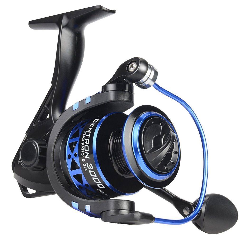 KastKing Centron 2000 Spinning Reel Review