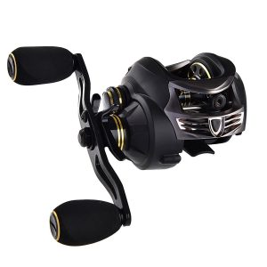 KastKing Stealth Baitcasting Reel Review