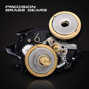 KastKing Spartacus Plus Brass Gears