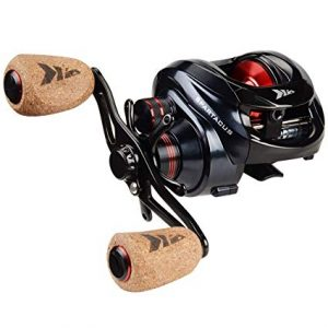 Kastking Spartacus Plus Baitcasting Reel Review