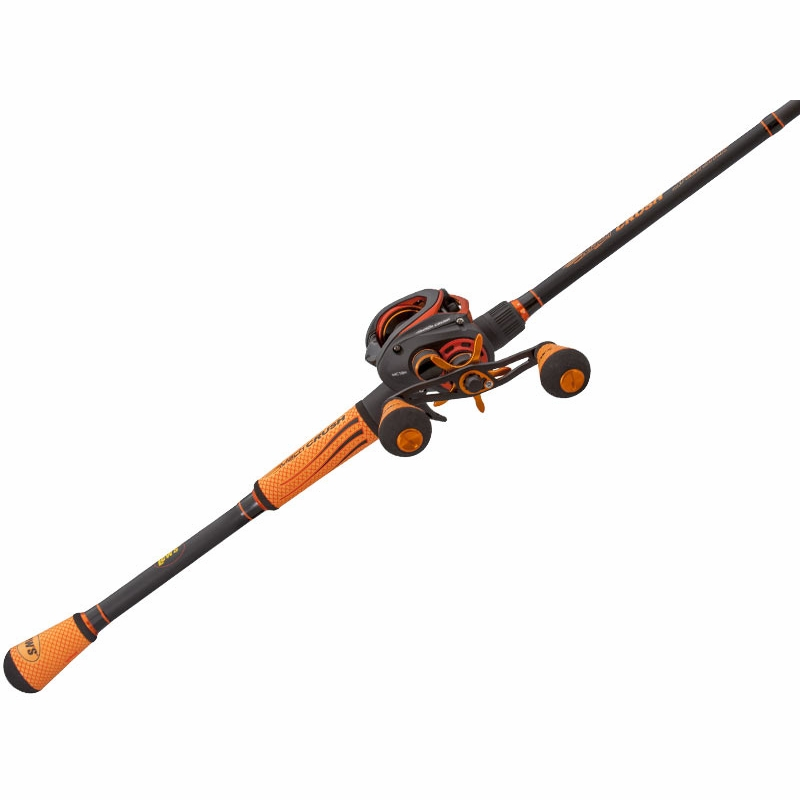 Lew's Mach Crush Speed Spool SLP Baitcasting Combo Review