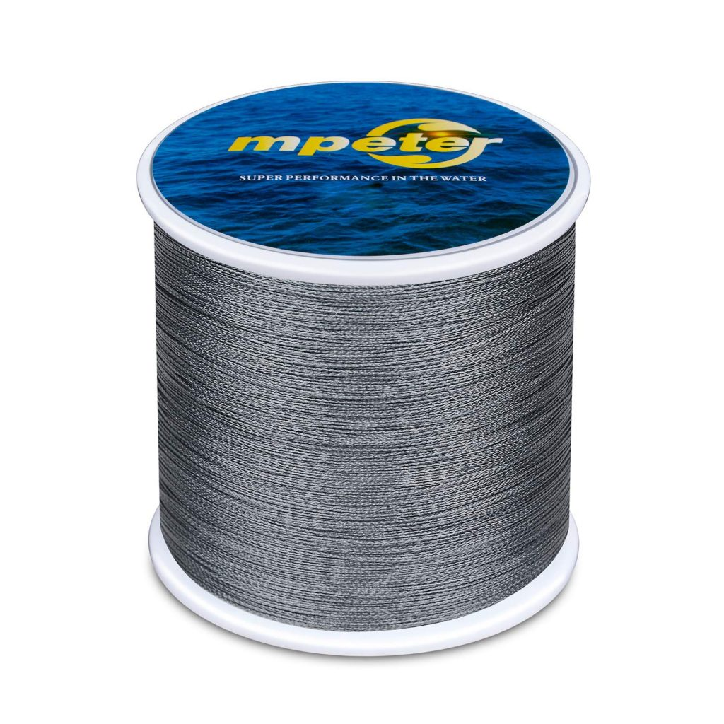mpeter Armor Braided Fishing Line Review