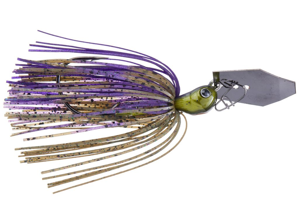 Z-Man Evergreen Chatterbait Jack Hammer Review