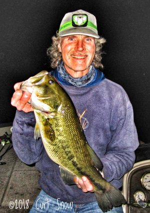 Understanding Spinnerbaits and Vibration